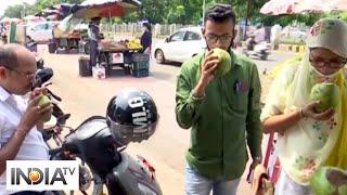 Heat waves hit Odisha's Bhubaneswar - INDIATV