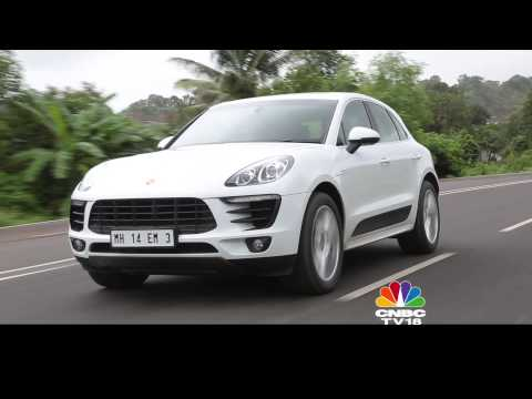 2014 Porsche Macan S (diesel) - First Drive Review (India)