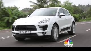2014 Porsche Macan S (diesel) - First Drive Review (India)