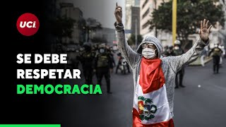 ???? A un mes de las elecciones en Perú