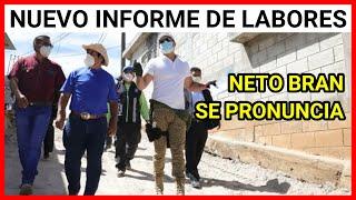 ULTIMA NOTICIA GUATEMALA EL ALCALDE DE MIXCO NETO BRAN DARA SU INFORME DE LABORES SUS MEJORES LOGROS
