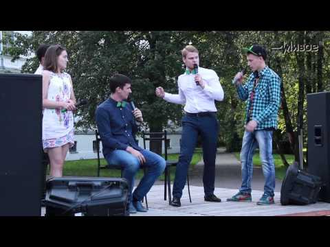 Городские события. Интерактивная площадка Я в ТГУ