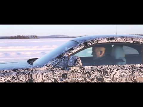 Rolls-Royce Wraith Winter Testing