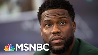 Facing Racism In Trump Era, Kevin Hart Talks 'Jogging While Black,' Comedy, COVID And 2020 | MSNBC