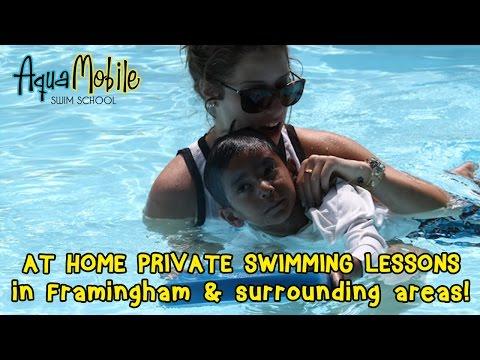 Framingham, Massachusetts at Home Swim Lessons