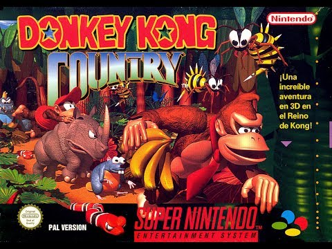 Micro Vintage - 57 - Donkey kong Country