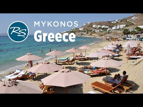 Mykonos, Greece: World-Famous Beaches – Rick Steves' Europe Travel Guide – Travel Bite
