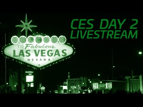 Live from CES 2017 in Las Vegas with TechCrunch (Day 2)
