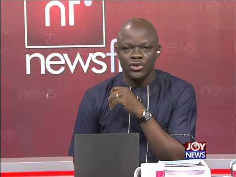 Newsfile Intro on Joy News (30-4-16)