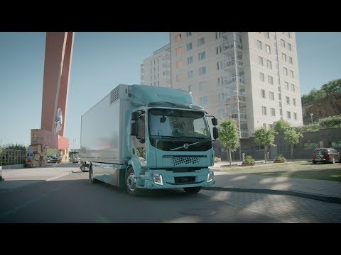 Volvo Trucks - Volvo FE and Volvo FL Electric are now in action