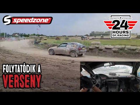 Speedzone 24h (2021): Folytatódik a verseny