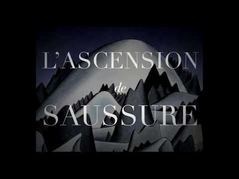 Vidéo de Horace-Bénédict  de Saussure