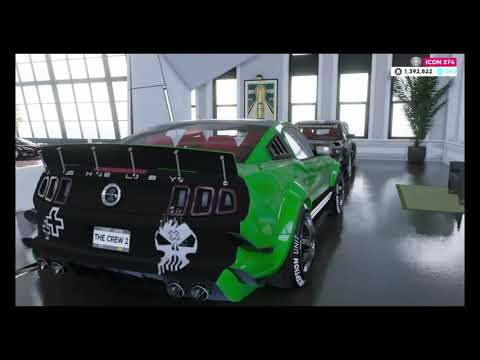 CREW 2   FAVOURITE CARS  ft  : GHOST  MC,,,
