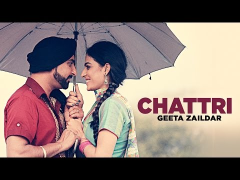Chattri Lyrics – Geeta Zaildar
