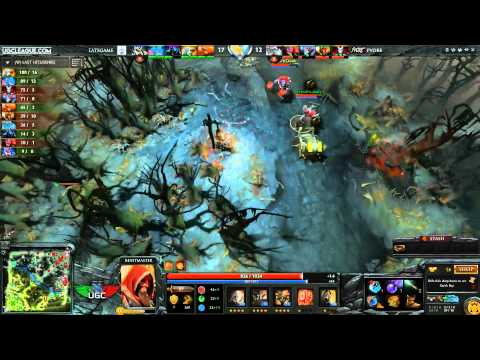 UGC Live Season 4! We Got Lategame vs. Perfectionvore! w/ CptnCanuckDota - 2 / 2