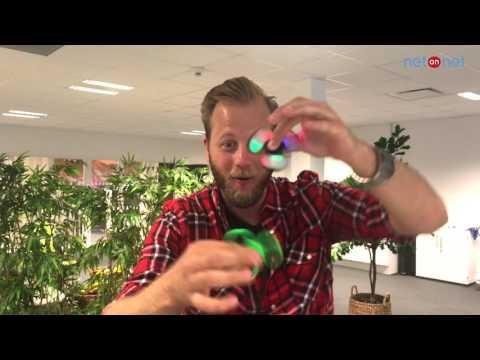 Fidget Spinners hos NetOnNet