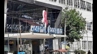 Incremento de pacientes COVID 19 en Hospital Roosevelt