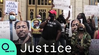 Atlanta Protesters Rally After Officer Who Shot Rayshard Brooks Reinstated