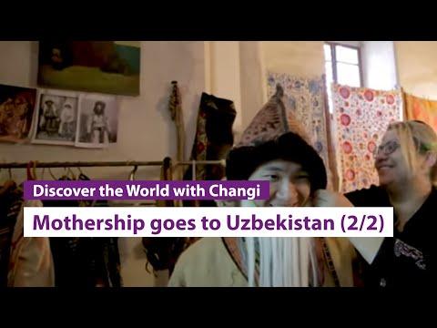 Mothership goes to Uzbekistan (Part 2)