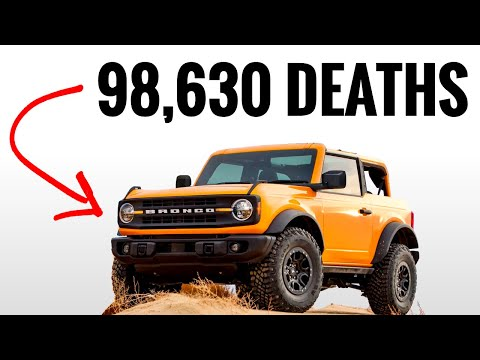 7 Worst SUVs Only Stupid People Buy