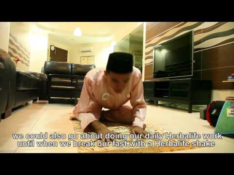 Herbalife Malaysia Ramadhan Video Selamat Menyambut Bulan Ramadan & Selamat Berpuasa!