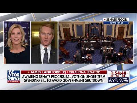 connectYoutube - Sen. Lankford: Trump sent Schumer and his demands away