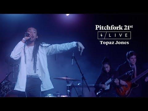 Topaz Jones @ Knockdown Center | Pitchfork 21st | Full Set