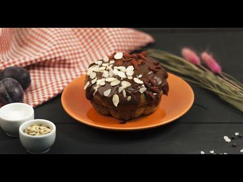 Безглютеновый матча-кекс | Исключительная еда
