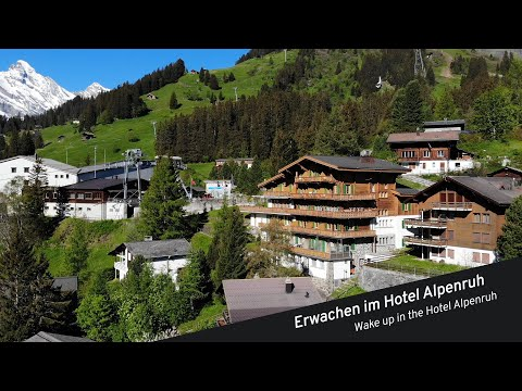 Wiedereröffnung 2020 - Hotel Alpenruh