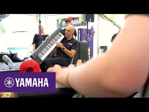 Yamaha Discovery Space | Love Supreme Festival 2018 | Yamaha Music