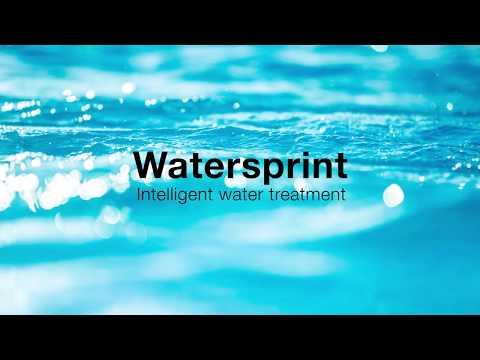 Watersprint - Intelligent water treatment
