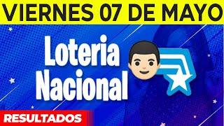 Resultados de La Lotería Nacional del Viernes 7 de Mayo del 2021