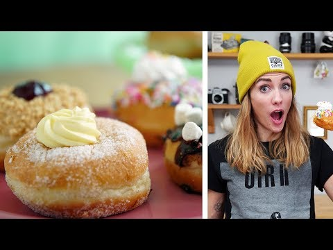 Donut Mukbang with Julie Nolke