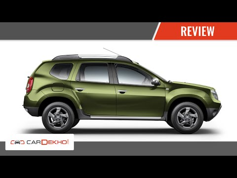 renault duster review of features. Black Bedroom Furniture Sets. Home Design Ideas