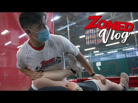 VLOG #2 | Zoned Sports Academy