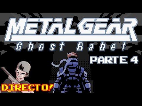 METAL GEAR: Ghost Babel (2000, GameBoy Color) || FINAL?!: En directo!