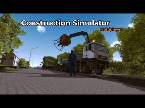 Construction Simulator 2015 (Opname 26/09/2018)