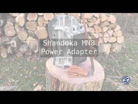 MN8 RetroFit - Electric Motorcycle Adapter System by Shandoka Cycles