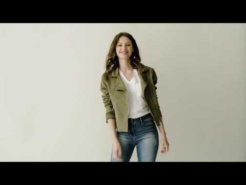 matalan.co.uk & Matalan Promo Code video: Trend: The Suedette Biker Jacket