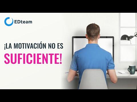 ¿Por qué la motivación no es suficiente? | #EDvlog 2