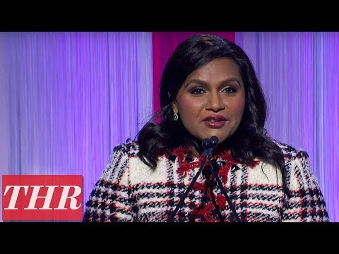 Mindy Kaling Announces The Netflix Scholarships | Women in Entertainment