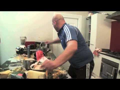 Video: Kas ten sakė, - kad vyrai geriausi kulinarai pasaulyje?