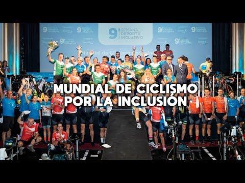 Mundial de Ciclismo por la Inclusión