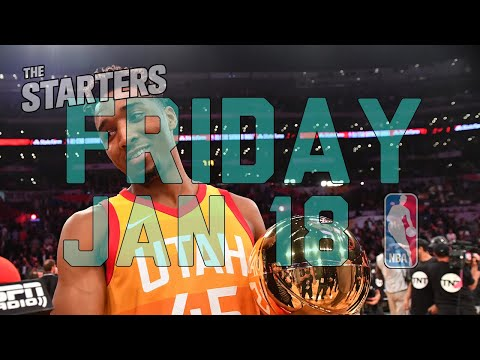 NBA Daily Show: Jan. 18 - The Starters