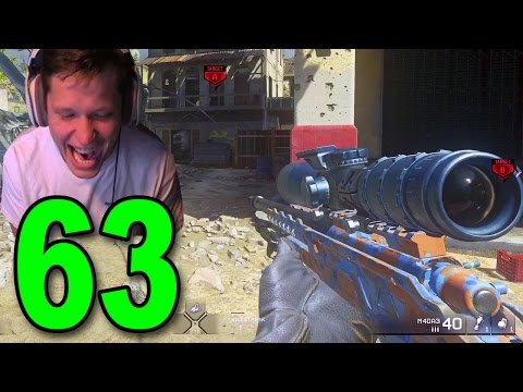 Modern Warfare Remastered GameBattles - Part 63 - Snipers Only