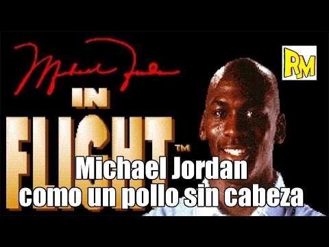 Retromierdas #77: Michael Jordan in flight