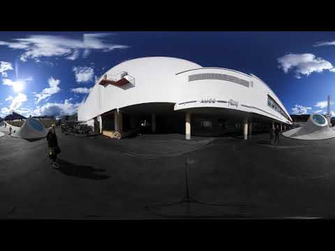 Explore JKMM Architect's Amos Rex in 360-degree video