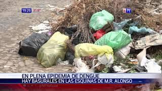 Mariano Roque Alonso: Vecinos denuncian