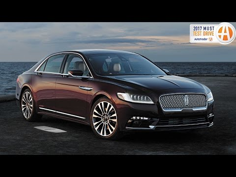 2017 Lincoln Continental   Must Test Drive   Autotrader