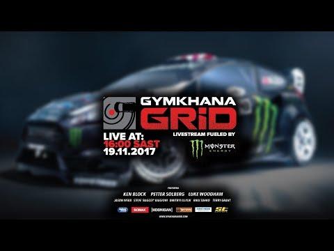 GymkhanaGRID 2017 Finals – Live